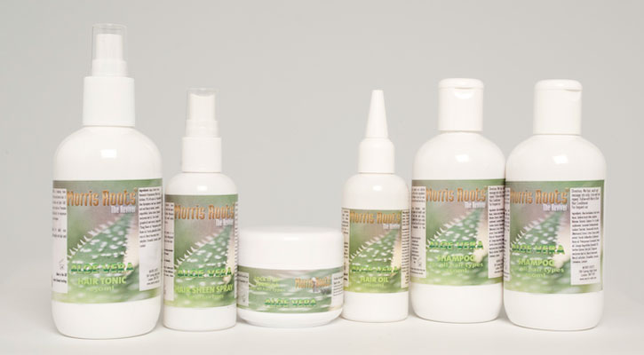 Aloe Vera Hair Collection