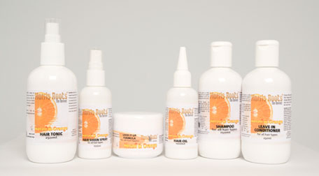 Neroli & Orange Hair Collection